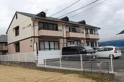 愛知県豊橋市飯村南3丁目の賃貸アパートの外観