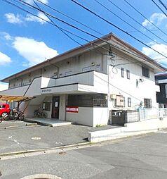 福岡県福岡市城南区松山1丁目の賃貸アパートの外観