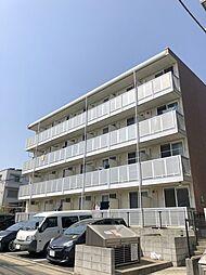 レオパレス新鎌ヶ谷KIYOTA[4階]の外観