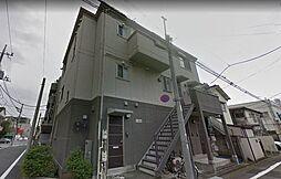 東京都練馬区豊玉北3丁目の賃貸アパートの外観