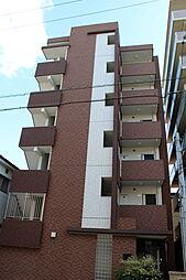 大阪府東大阪市永和2丁目の賃貸マンションの外観