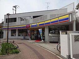 ミニストップみどり台駅前店 745m