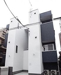 埼玉県川越市新宿町3丁目の賃貸アパートの外観
