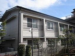 Hillside ICHIKAWA[1階]の外観