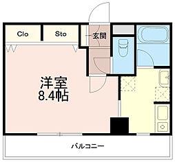 カーサコンフォルトツー(カーサコンフォルト2)[1階]の間取り