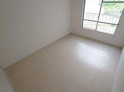 ユメノサニーハイツの各部屋白い床のタイプです