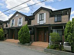 千葉県大網白里市みどりが丘1丁目の賃貸アパートの外観