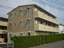 大阪府堺市南区和田東の賃貸アパートの外観