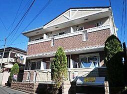 東京都中野区白鷺3丁目の賃貸マンションの外観