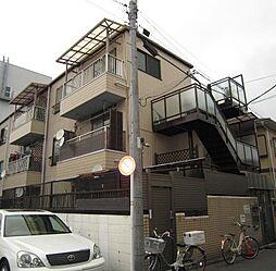 リーフコート東六郷[3階]の外観