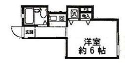 [タウンハウス] 東京都目黒区上目黒3丁目 の賃貸【/】の間取り