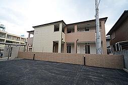 大阪府堺市北区百舌鳥赤畑町4丁丁目の賃貸アパートの外観