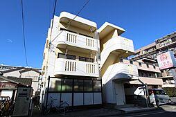 神奈川県平塚市東中原2丁目の賃貸マンションの外観