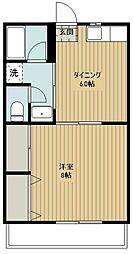 武州長瀬駅 3.6万円