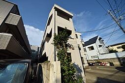 神奈川県相模原市中央区横山1丁目の賃貸マンションの外観