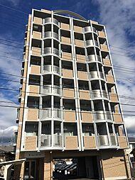 愛知県岡崎市矢作町字馬乗の賃貸マンションの外観