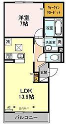 東飯能駅 7.5万円
