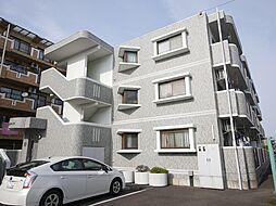 神奈川県厚木市妻田南1丁目の賃貸マンションの外観