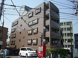 神奈川県川崎市高津区久地2丁目の賃貸マンションの外観