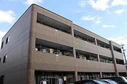 愛知県岡崎市宮地町字寺北の賃貸アパートの外観