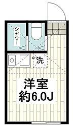 上星川駅 4.8万円