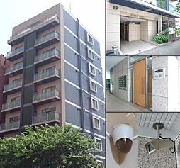 東京都渋谷区広尾5丁目の賃貸マンションの外観