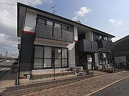 ハイカムールMORI B棟[205号室]の外観