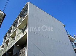 アートフル稲田堤[3階]の外観