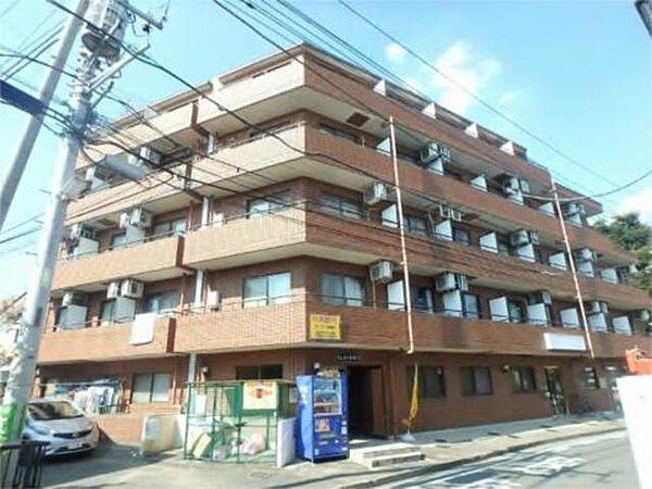 クレスト多摩川 4階の賃貸【東京都 / 稲城市】