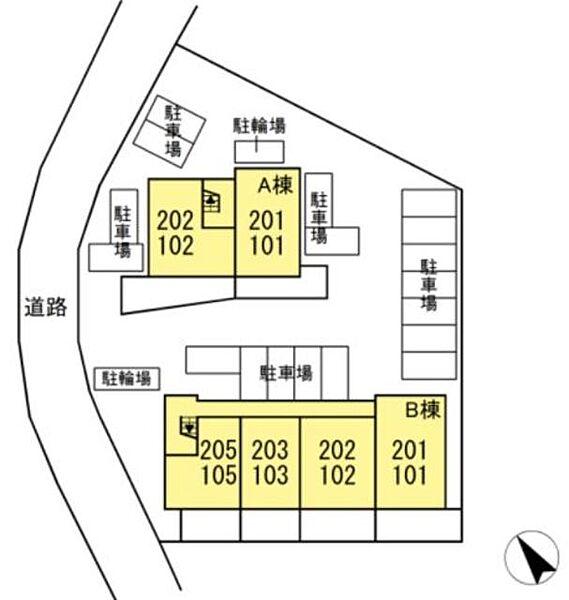 神奈川県横浜市青葉区美しが丘5丁目の賃貸アパート