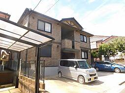 神奈川県厚木市愛甲西2丁目の賃貸アパートの外観