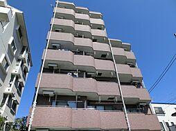 東京都中野区上鷺宮4丁目の賃貸マンションの外観