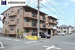 愛知県豊橋市浪ノ上町の賃貸マンションの外観
