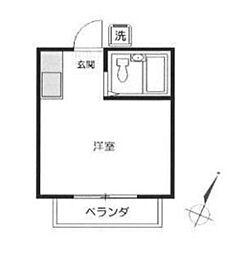 センチュリーハイム鶴ヶ島[2階]の間取り
