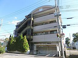 千葉県千葉市緑区あすみが丘4丁目の賃貸マンションの外観
