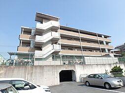 大阪府豊中市向丘1丁目の賃貸マンションの外観