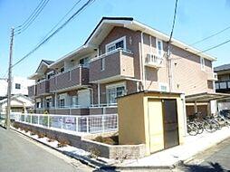 JR南武線 矢川駅 徒歩2分の賃貸アパート