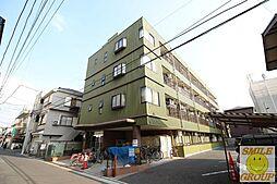 グランデ富士[4階]の外観