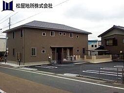愛知県豊橋市忠興1丁目の賃貸アパートの外観