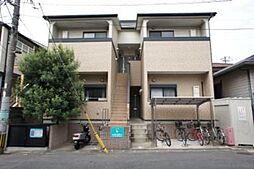 エーデル神松寺[203号室]の外観