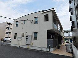 TSU・BA・KI A棟[2階]の外観