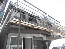 [一戸建] 大阪府堺市東区日置荘西町7丁 の賃貸【/】の外観
