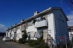 栃木県宇都宮市陽東6の賃貸アパートの外観