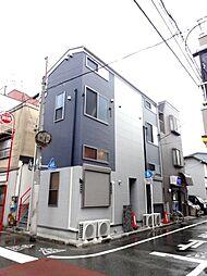 サンハイツ蒲田雑色[2階]の外観
