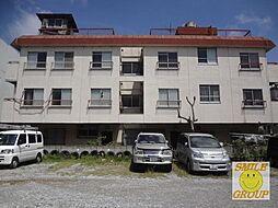 千葉県船橋市本中山5丁目の賃貸マンションの外観