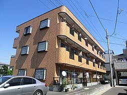 東京都江戸川区北小岩6丁目の賃貸アパートの外観