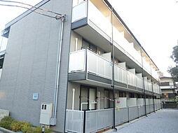 レオパレスMakearrowIII[2階]の外観