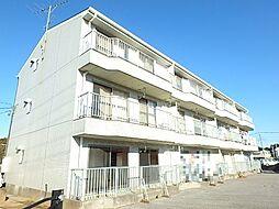 埼玉県さいたま市見沼区大字蓮沼の賃貸マンションの外観