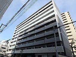 大阪府大阪市福島区海老江1丁目の賃貸マンションの外観