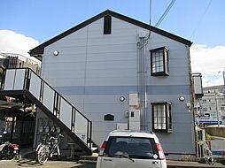 津島ハイツ[1階]の外観